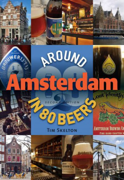 Around Amsterdam in 80 beers 2nd edition 1