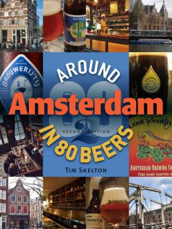 Around Amsterdam in 80 Beers 2nd edition