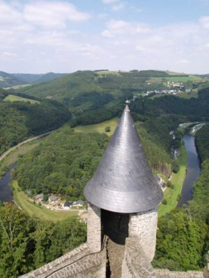 Luxembourg Bourscheid Castle